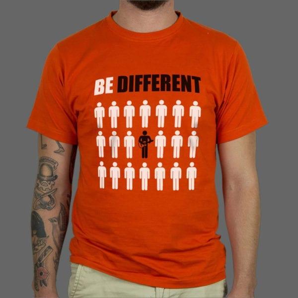 Majica ili duksa Be different 2