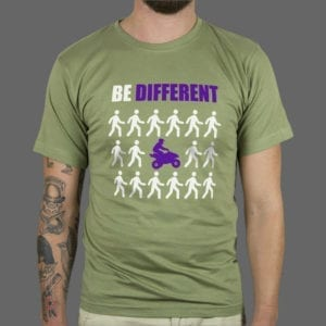 Majica ili duksa Be different 8