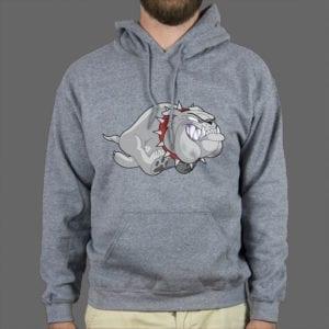 Majica ili Hoodie Bulldog 1