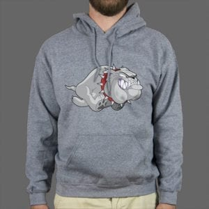 Majica ili duksa Bulldog 1