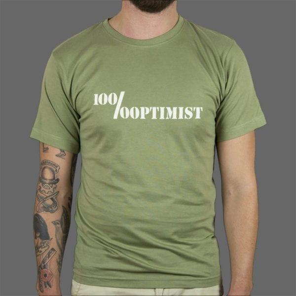 Majica ili duksa 10% optimist