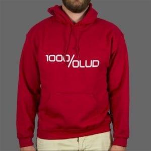 Majica ili Hoodie 100% lud