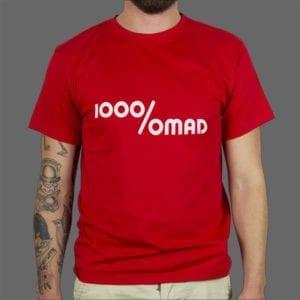 Majica ili Hoodie 100% mad