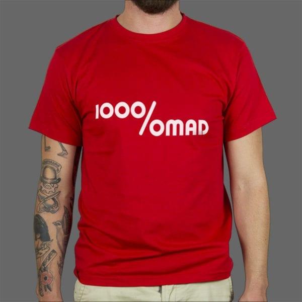 Majica ili duksa 100% mad