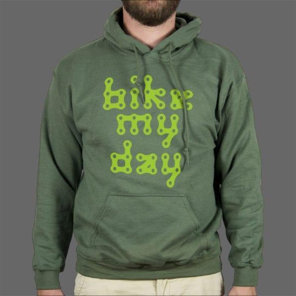 Majica ili duksa Bike my 1