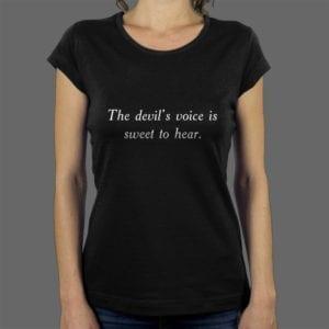 Majica Devils voice 1