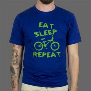Majica ili duksa Eat sleep bike 1