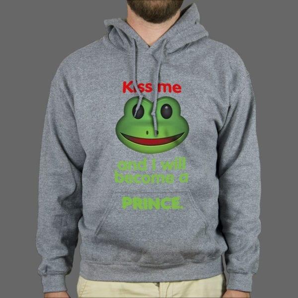Majica ili duksa Emo frog 1