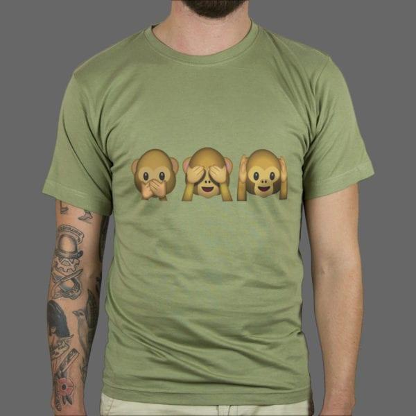 Majica ili duksa Emo three monkeys 1