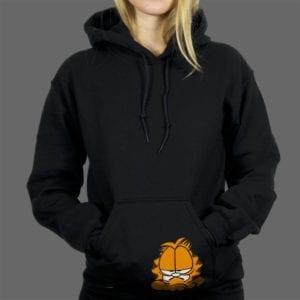 Majica ili duksa Garfield 2