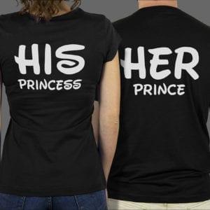 Majice ili Hoodie Her His 1