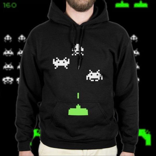 Majica ili duksa Invaders 1