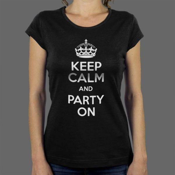 Majica Keep calm 13
