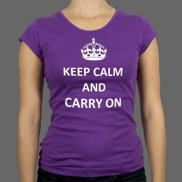 Majica Keep calm 8