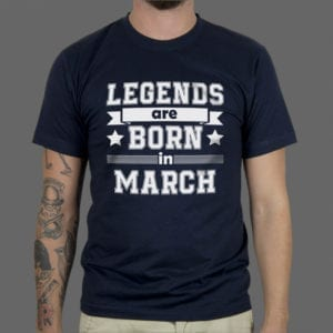 Majica ili duksa Legends are born 1