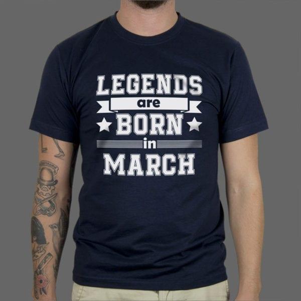 Majica ili duksa Legends are born 1