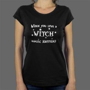 Majica ili duksa Love witch 1