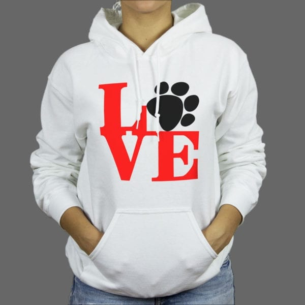 Majica ili duksa Love 1
