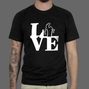 Majica ili duksa Love 3