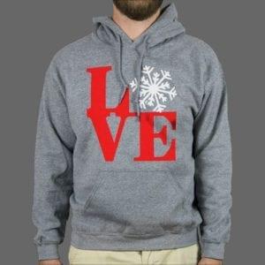 Majica ili duksa Love 4