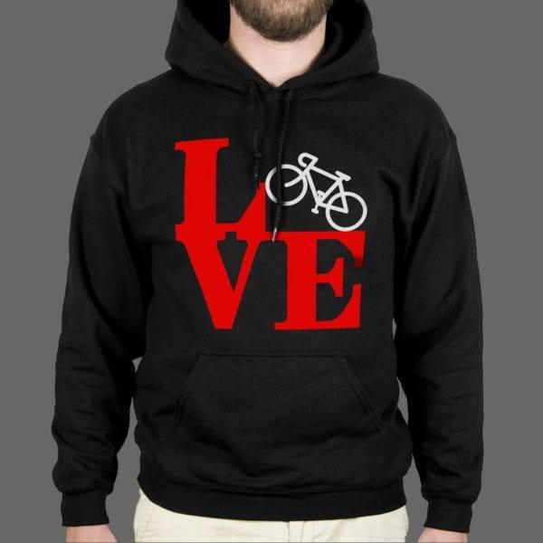 Majica ili duksa Love 5