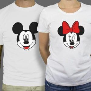 Majice ili Hoodie Mickey & Minnie 1