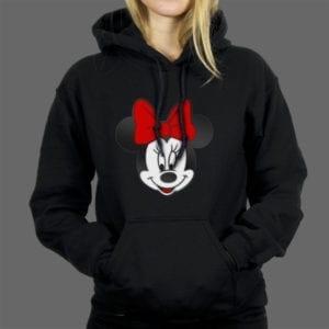 Majica ili duksa Minnie 1 color