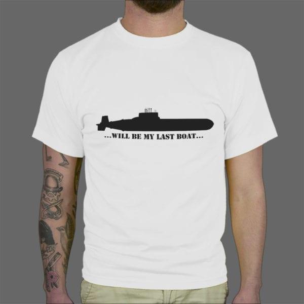 Majica ili duksa My last boat 1