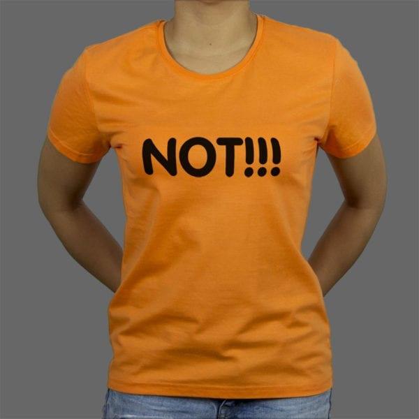 Majica ili duksa Not 1