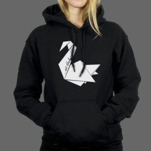Majica ili duksa O not black swan 1