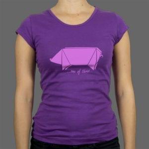 Majica ili duksa O pig 1