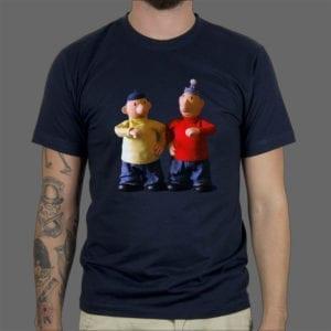 Majica ili duksa Pat i Mat 1a