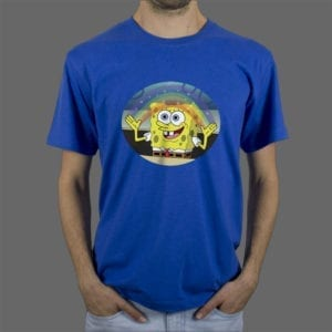 Majica ili duksa Spužva Bob 2