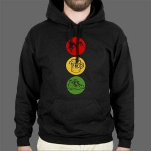 Majica ili Hoodie Traffic light 3