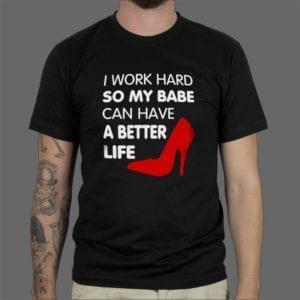Majica ili duksa Work hard 3