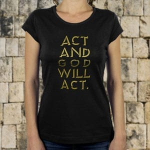 Majica ili Hoodie Joan of Arc tnt 1