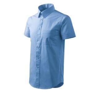 Pamučna košulja - muška, kratki rukav