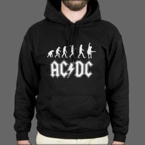 Majica ili Hoodie AC DC Evolution 1