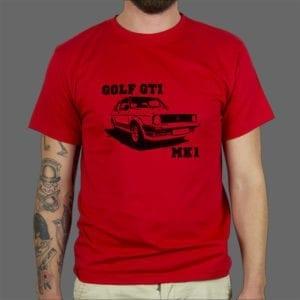 Majica ili duksa Golf GTI 2
