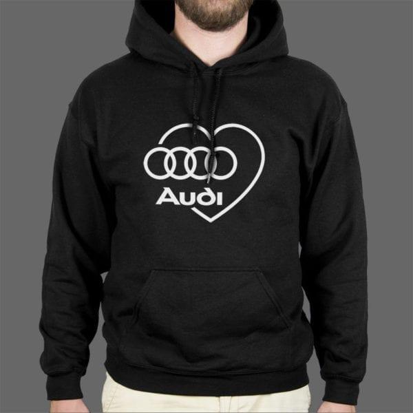 Majica ili duksa Heart Audi 1
