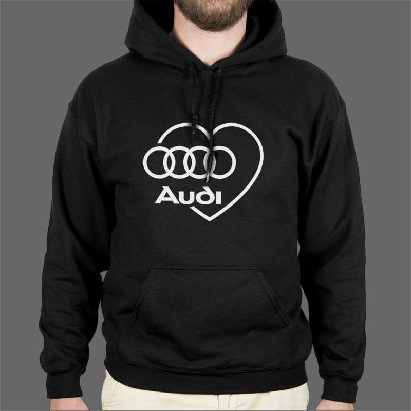 nevjerovatna cijena prodajno mjesto novi specijalci Majica ili Hoodie Heart Audi 1 - TATTOO MAJICE...