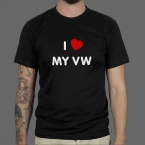 Majica ili duksa I like VW 1