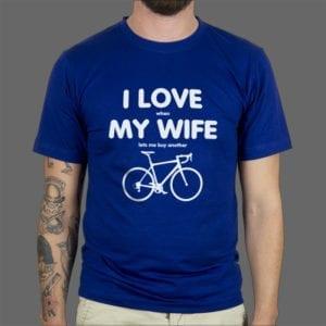 Majica ili duksa I love then 1