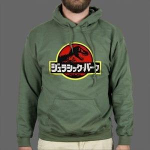 Majica ili duksa Jurassic Japanese 1