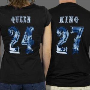 Majice ili dukse King Queen 4