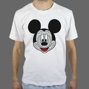 Majica ili Hoodie Mickey Tattoo 1