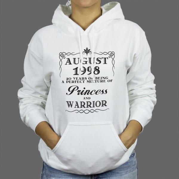 Majica ili duksa Princess warrior 1