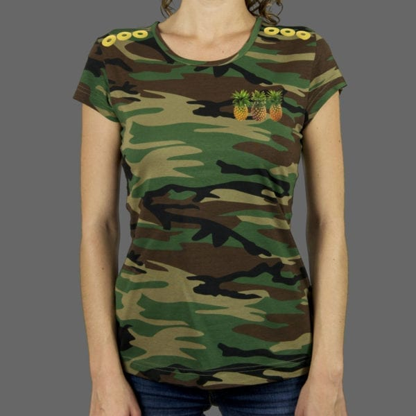 Majica Army Ananas 2