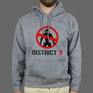 Majica ili duksa Districkt 9