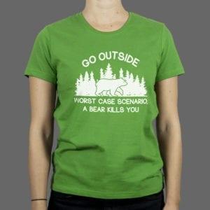 Majica ili duksa Go outside 1